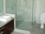 Frame-less Shower Doors